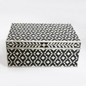 Bone Inlay Jewellery  Box