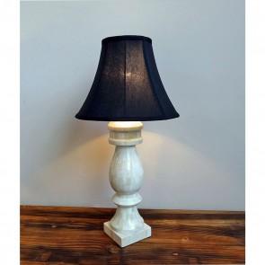 Bone Inlay Lamp