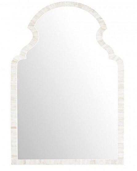 Handmade Bone Inlay Mirror Frame Furniture
